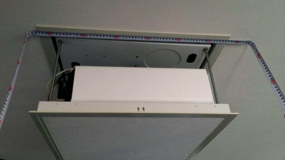 DLA-X570 設置画像6