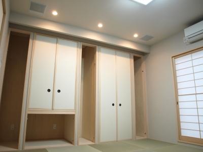 ホームシアターインストーラーの仕事82~電動式天井埋込スピーカー(&PJ昇降機)を設置してみた