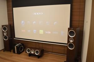 4KにDolbyAtmosも!映画館もびっくりの最新システム対応ホームシアター