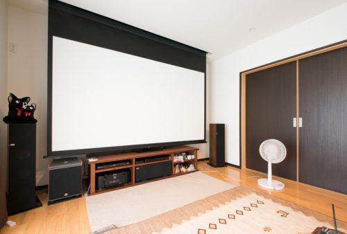 ホームシアターインストーラーの仕事262~既存のシアターにipadオートメーションシステムを追加導入